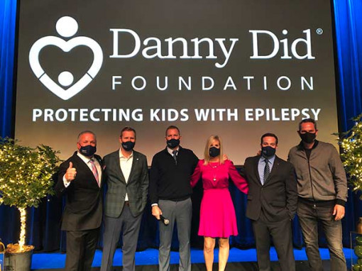 Danny Did Foundation auctioneers